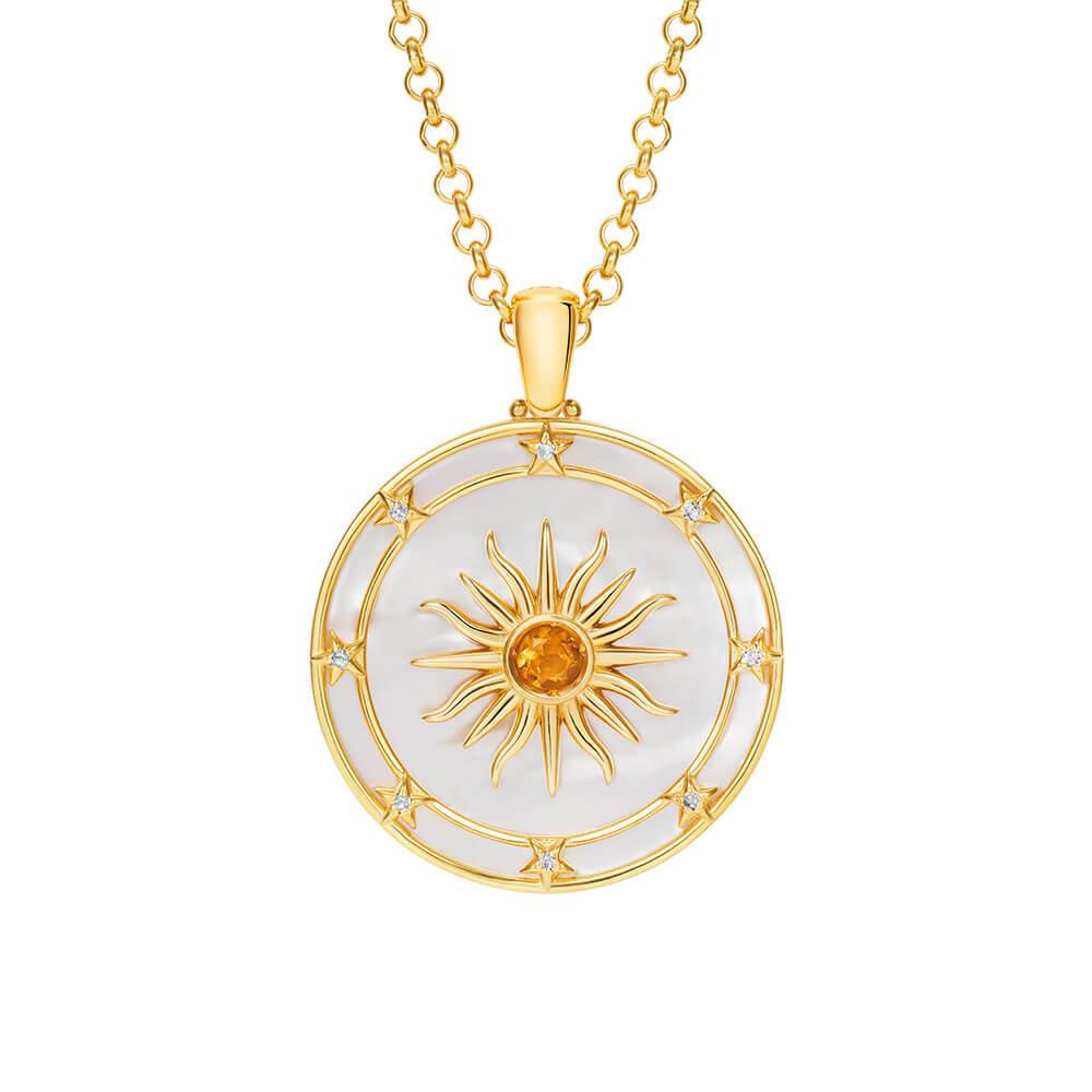 ML2006-Citrine-Sun-Stars-Necklace